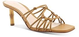 Schutz Women's Dileni Slip On Strappy High-Heel Sandals