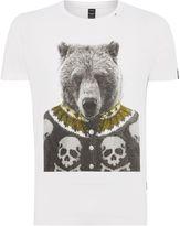 Replay Cotton Jersey T-shirt
