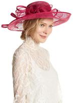 San Diego Hat Company Derby Asymmetrical Brim Hat