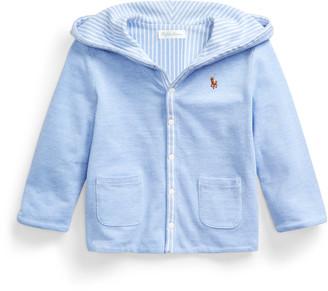 Ralph Lauren Reversible Knit Jacket