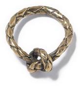 Thacker X Flaca Love Knot Rope Ring