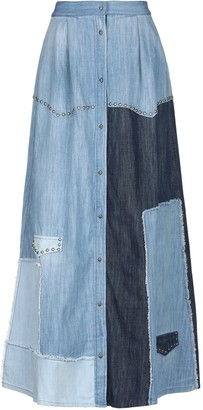 John Richmond Denim skirts