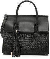 Versace Vanitas Nappa Bag With Top Handle