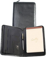 Scully Junior Zip Padfolio Soft Plonge 5019Z