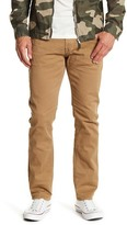 "Buffalo David Bitton Ash Slim Straight Leg Jeans - 30-34"" Inseam"