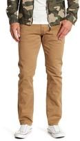 "Buffalo David Bitton Ash Slim Straight Leg Jeans - 30-34\"" Inseam"