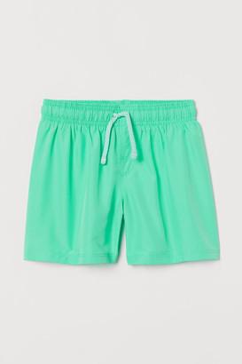 H&M Swim Shorts - Green