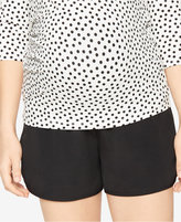 A Pea in the Pod Maternity Shorts