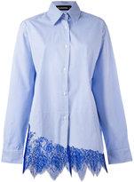 Filles a papa Foxy striped shirt - women - Cotton/Polyamide - 1