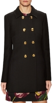Dolce & Gabbana Wool Double Breasted Coat