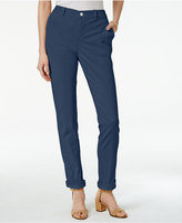 Style&Co. Style & Co. Chino Boyfriend Pants, Only at Macy's