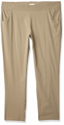 Columbia Women's Anytime Casual Pull On Pant