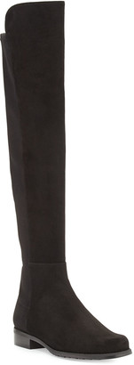 Stuart Weitzman 5050 Suede Over-the-Knee Boot