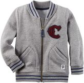 Carter's Boys 4-8 Fleece-Lined Baseball Jacket