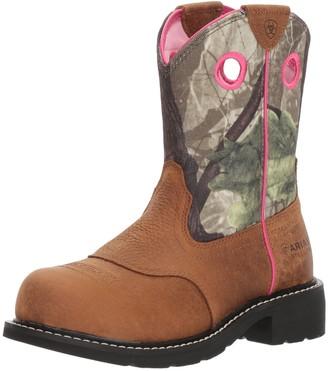 Ariat Women's Fatbaby Heritage Steel Toe Industrial Boot