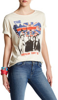 Junk Food Clothing The Who American Tour 82 Tee