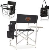 Picnic Time Harley-Davidson Folding Sports Chair