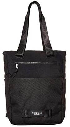 Timbuk2 Scholar Tote Pack (Jet Black) Backpack Bags