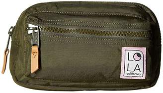 LOLA Cosmetics Chakra Bum Bag (Avocado) Day Pack Bags