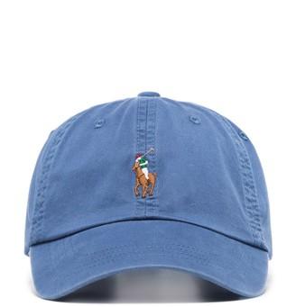 Polo Ralph Lauren Logo-Embroidered Baseball Cap