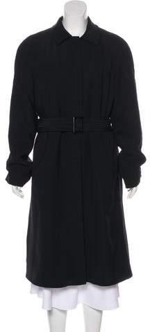 Armani Collezioni Insulated Long Coat
