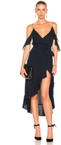 Nicholas Georgette Wrap Dress