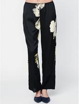 Black Label Gustave Floral Lounge Pants