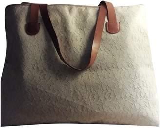 Byblos White Leather Handbags