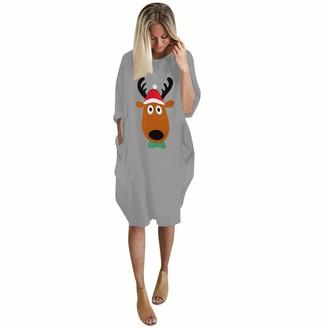 Yivise Christmas Dress for Women