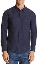 Blank NYC BLANKNYC Welt Pocket Regular Fit Button-Down Shirt