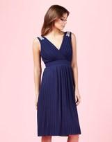 TFNC Shoulder Embellished Midi Dress