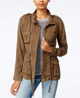Maison Jules Cargo Jacket, Created for Macy's