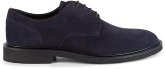 HUGO BOSS Atlanta Suede Derby Shoes