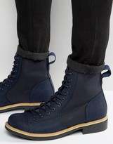 G Star G-Star Roofer Denim Boots