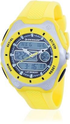Dunlop Men's Watch Dun/180/DMC-G10
