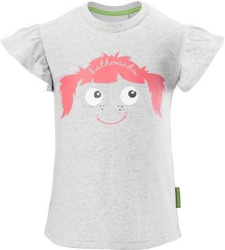 Kathmandu Pig Tail Monster Girls Short Sleeve T-Shirt