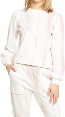 CODEXMODE Tie Dye Sweatshirt