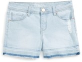 Girl's Maddie Released Hem Shorts