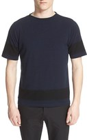 Marni Men's Short Sleeve Stripe T-Shirt