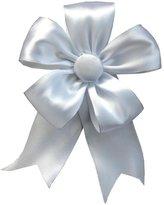Caspari Ribbon Bow, White