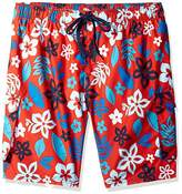 Kanu Surf Men's Big Revival Extended Size Quick Dry Beach Shorts Swim Trunk