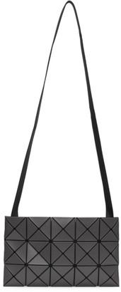 Bao Bao Issey Miyake Grey Charcoal Lucent Messenger Bag