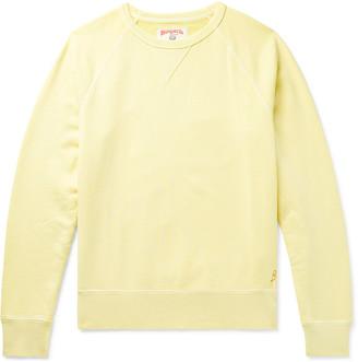 Birdwell Loopback Cotton-Jersey Sweatshirt