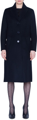 Akris Punto Wool Midi Coat