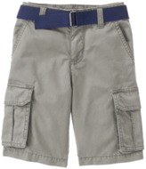 Crazy 8 Belted Cargo Shorts