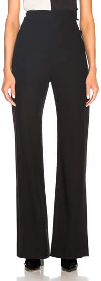 Ann Demeulemeester High Waisted Trousers