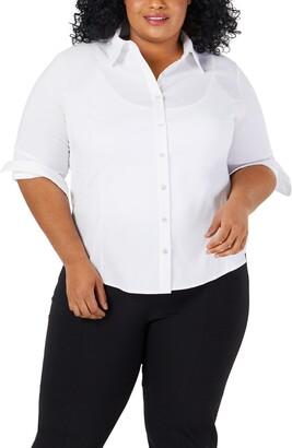 Pari Passu Button-Front Shirt