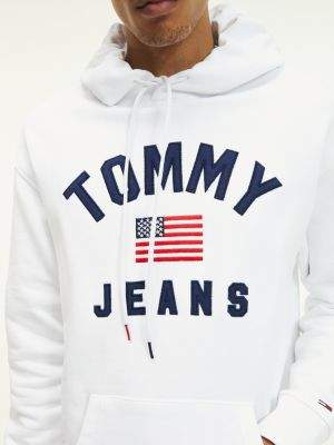 Tommy Hilfiger Cotton Fleece Relaxed Fit Hoody