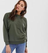 New Look Tall balloon sweatshirt
