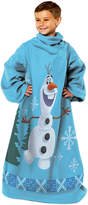 "Disney Kids' Frozen Olaf ""Made of Snow"" Comfy Throw Bedding"